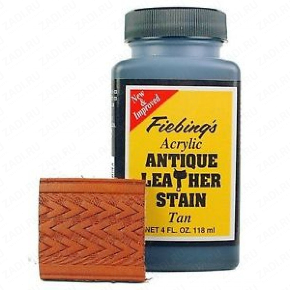 Antique Leather Stain ( Mahogany, Medium Brown, Black, Tan, Dark Brown) 118 мл.